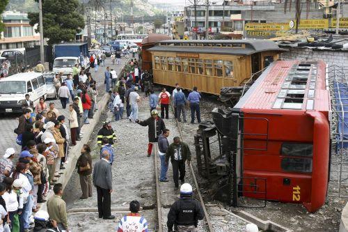 Accidente en Quito (Ecuador), José Jácome
