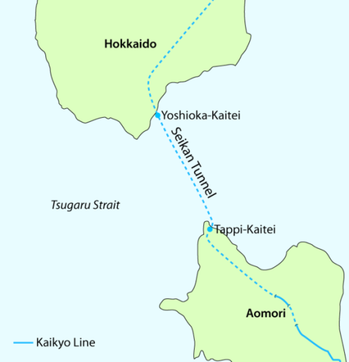 Tsugaru_Strait_with_Kaikyo_Line_and_stations