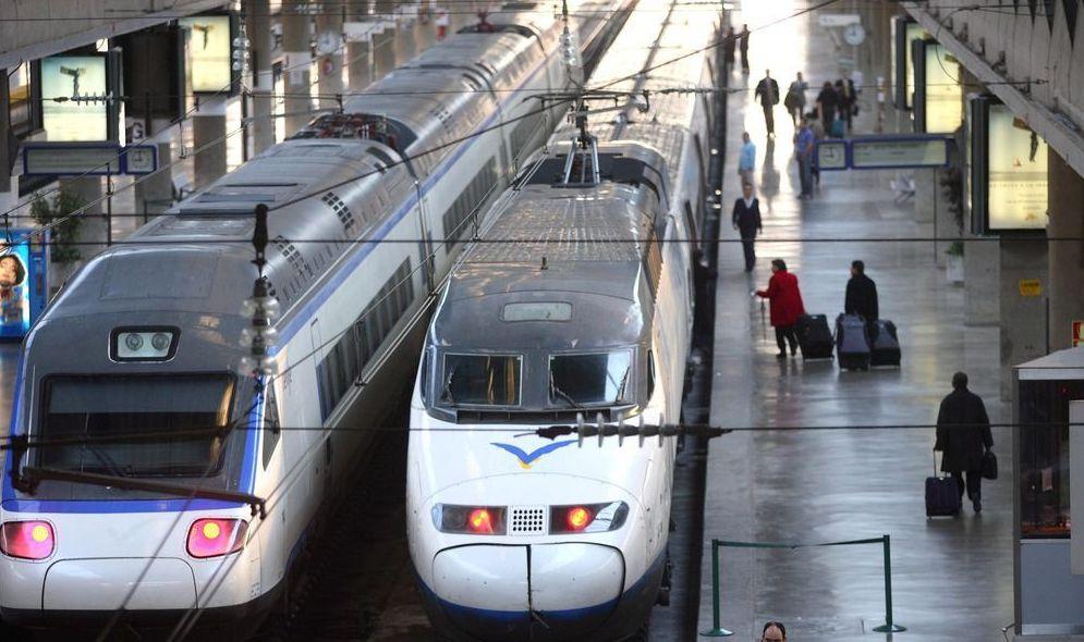 Renfe extiende al AVE Madrid-Sevilla el nuevo sistema de ... - photo#40
