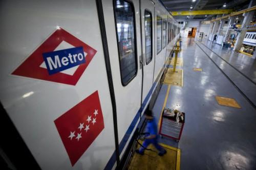 unidades-del-metro-de-madrid-en-mantenimiento