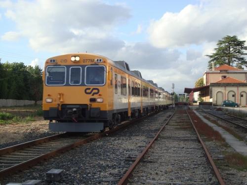 Tren-Oporto-Vigo