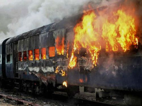 Bihar train accident