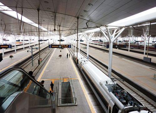Tianjin-Station_CRH