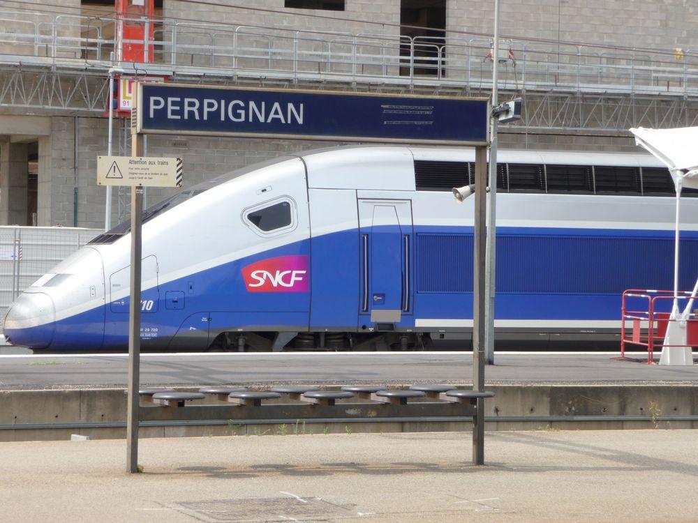 Tgv treneando for Cuanto cuesta un billete de tren de barcelona a paris