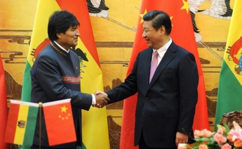 presidentes-evo-bolivia-xi-china