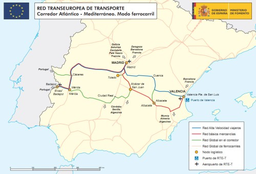 redes-transeuropeas-transporte