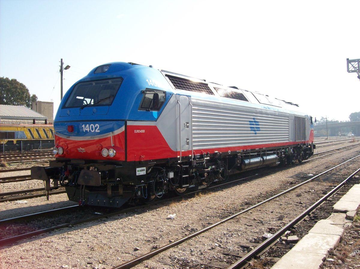 el tren en europa:
