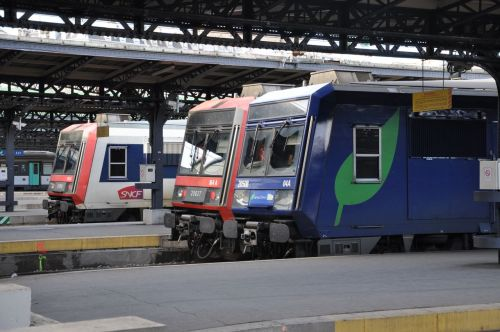 trenes-franceses-estación