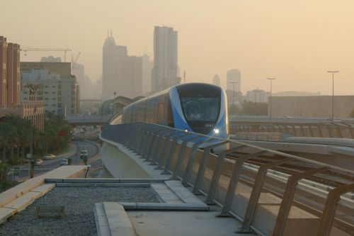 Metro_Dubai