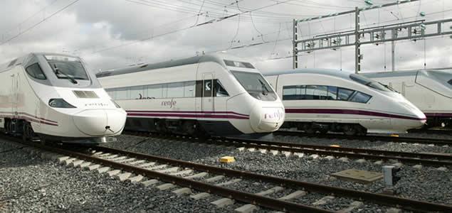 ferrocarril de alta velocidad: