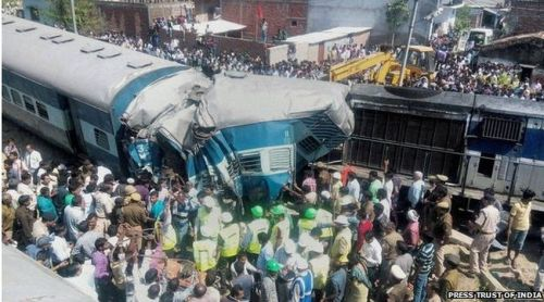 accidente-tren-Uttar-Pradesh-India