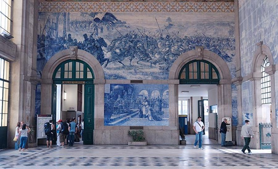 Portugal desarrolla un ambicioso plan para preservar los for La casa del azulejo san francisco