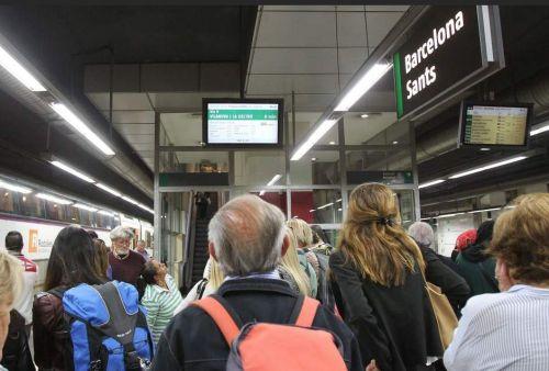 colapso-trenes-barcelona
