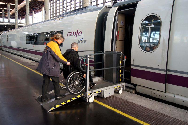 Hay Problemas De Accesibilidad En Los Trenes Treneando