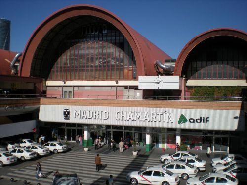 estacion-adif-Madrid-Chamartin