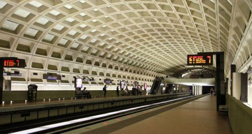 Metro-de-Washington