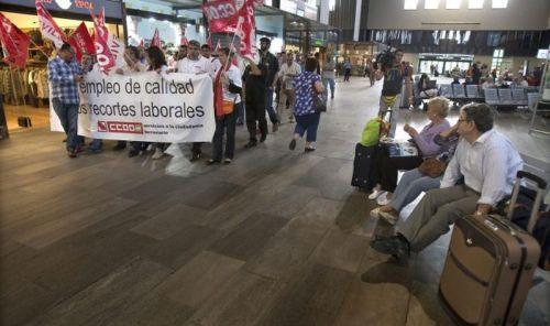 protesta-comisiones-vestibuloestacion