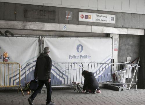 estacion-metro-maelbeek-bruselas-cerrada