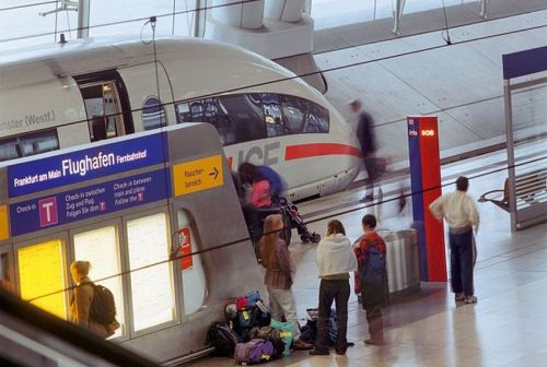Lufthansa-Express-Rail