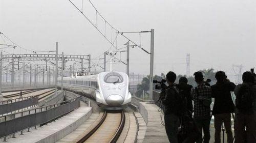 China proyecta 8.600 kilómetros más de Alta Velocidad