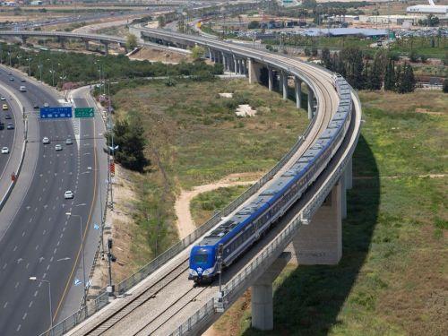 Israel prueba el tren rápido Jerusalén-Tel Aviv