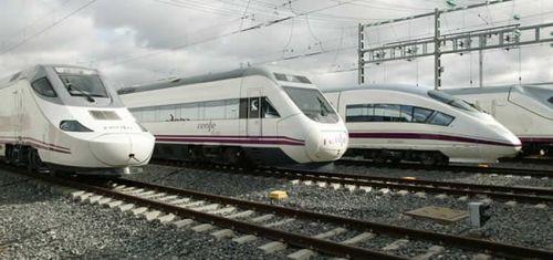 España lidera el mercado del ferrocarril