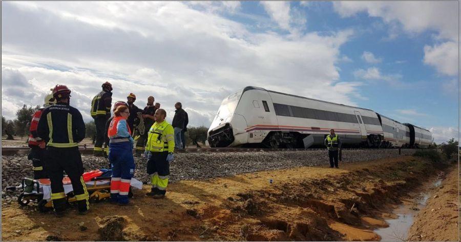 Comentario en Descarrila el tren Málaga-Sevilla por las lluvias por juanmanuelgrijalvo