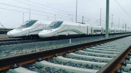 Talgo tiene ya 33 de los 36 trenes de Arabia